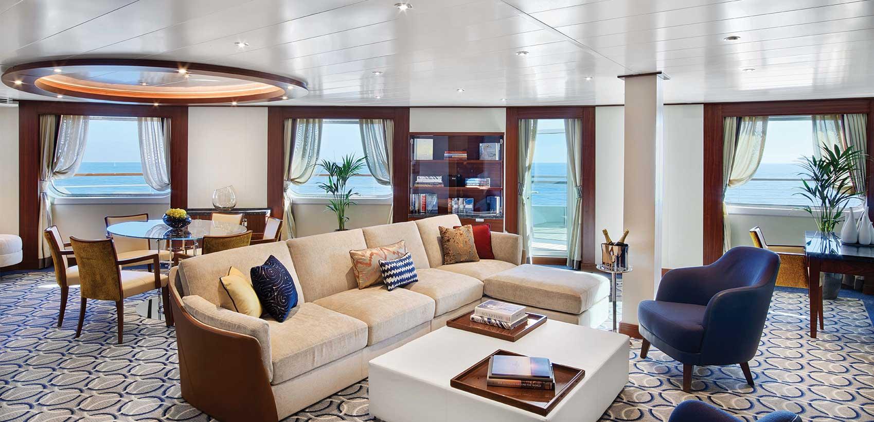 Seabourn Cruises Set Sail Event 1