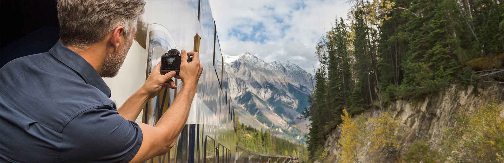 Rocky Mountaineer (Moving) Packages 1