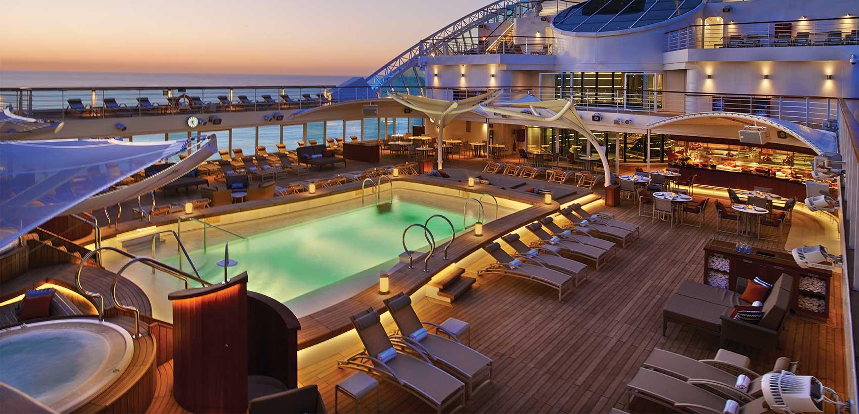 Seabourn Cruises Set Sail Event 4