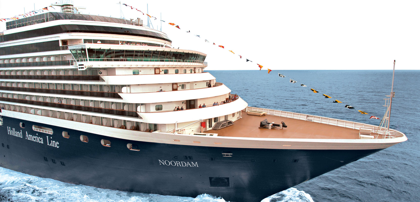 Why Not Now with Holland America! 0