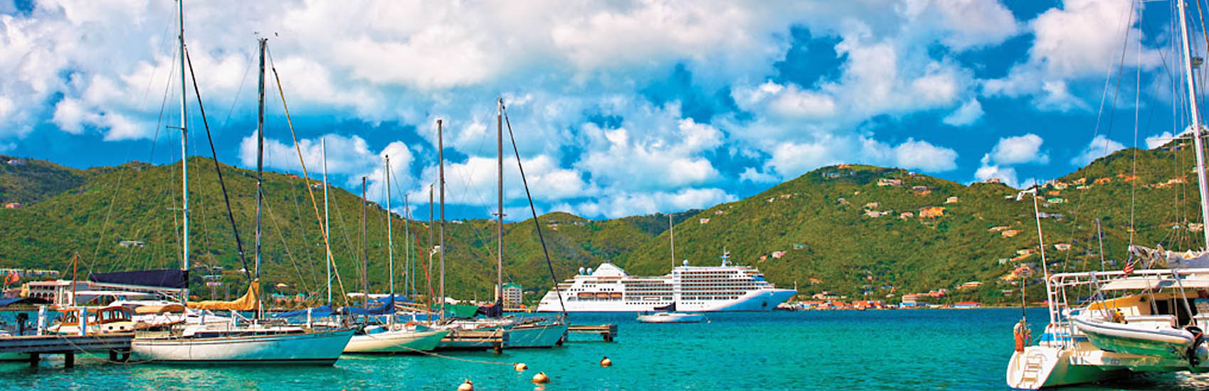 Get More Caribbean with Silversea Cruises