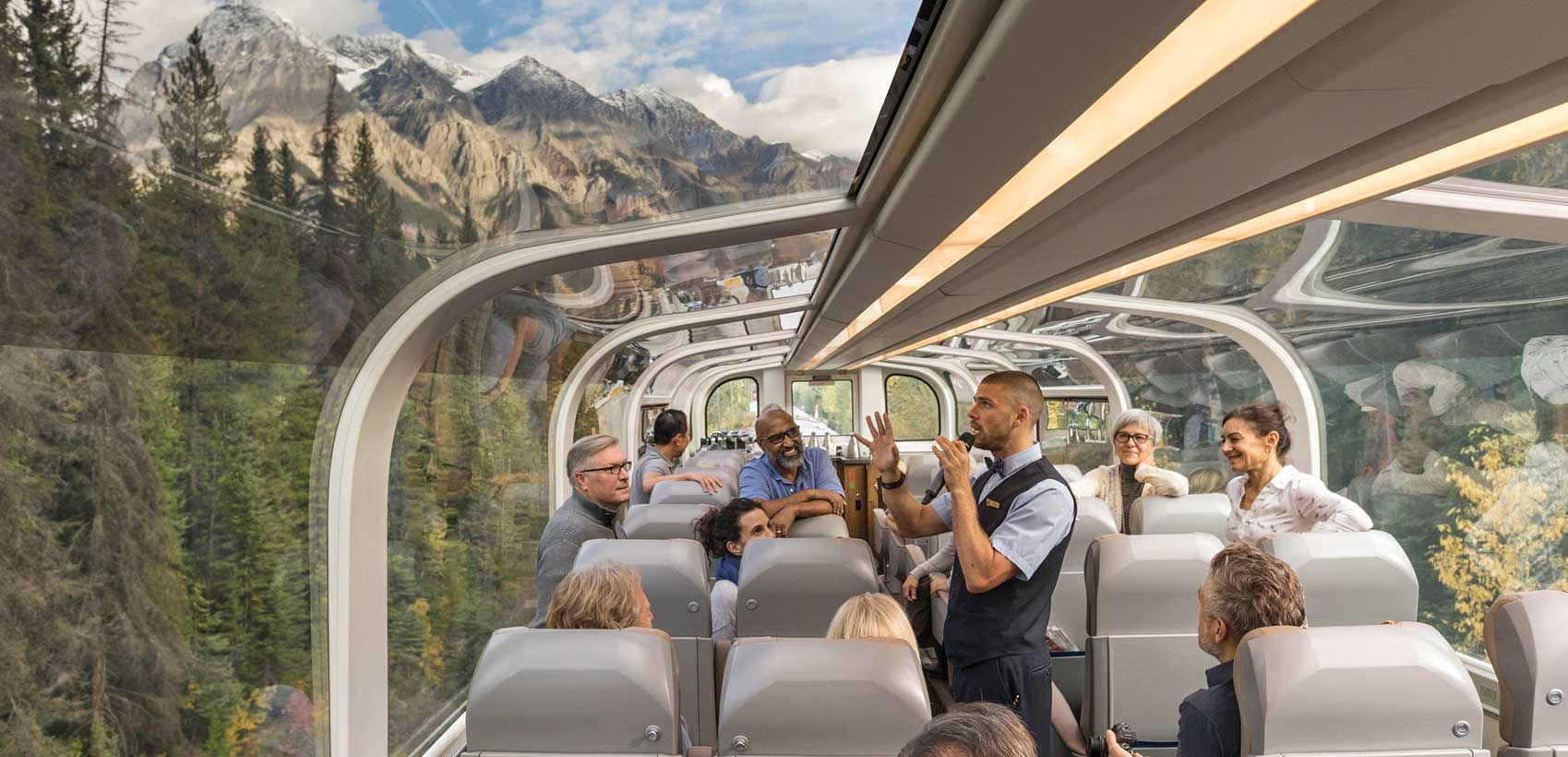 Early Booking Bonus with Rocky Mountaineer 2
