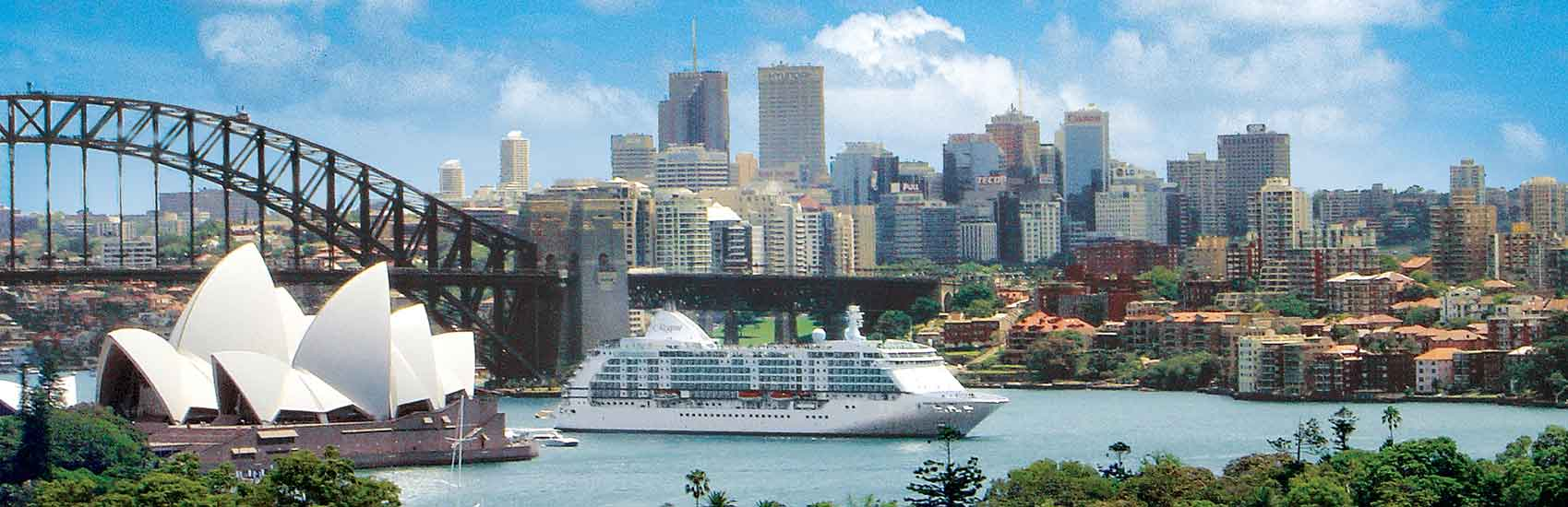 Canadian Dollars at Par with Regent Seven Seas