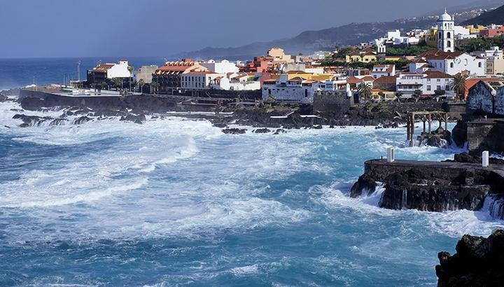 Spain's Canary Islands Bike Tour (Moderate)