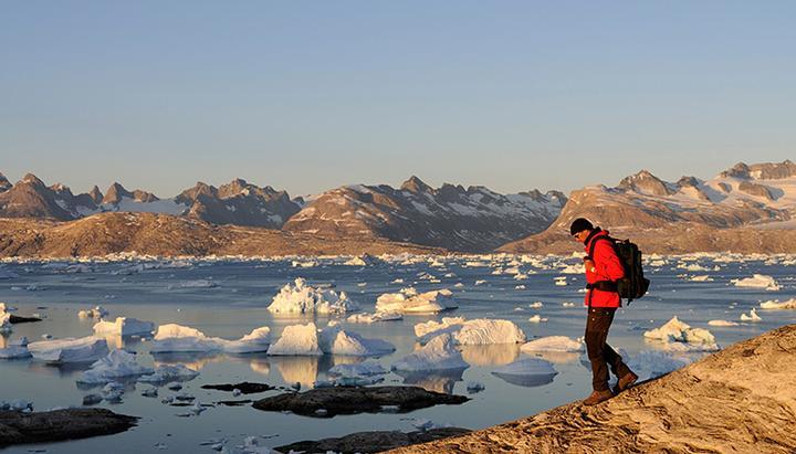Iceland Walking & Hiking Tour (Moderate)