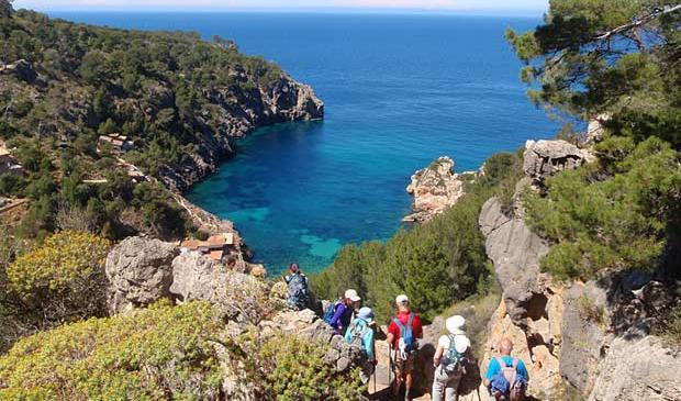 Walking in Mallorca (Moderate)
