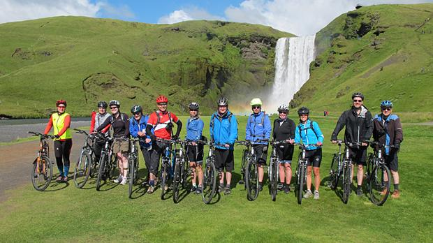Southern Iceland Cycling