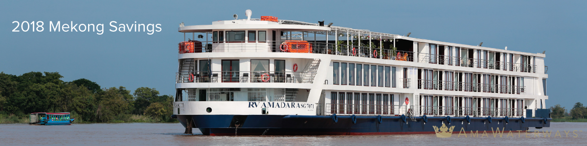 2018 Mekong Savings with AmaWaterways