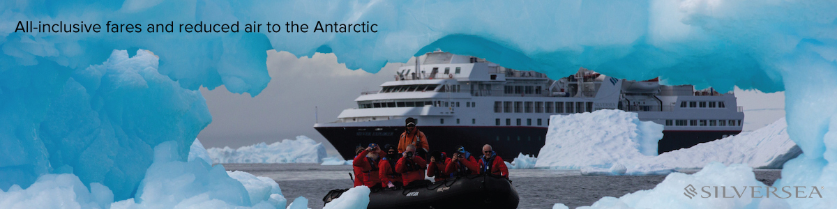 The Ultimate Antarctic Experience with Silversea