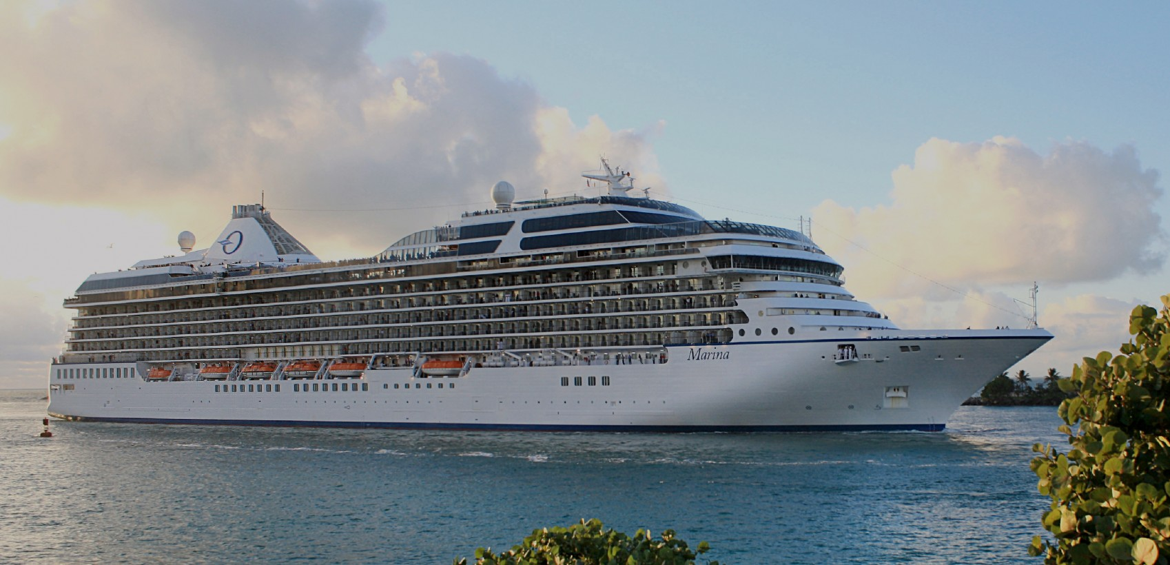 Your World Exclusive Voyages with Oceania Cruises