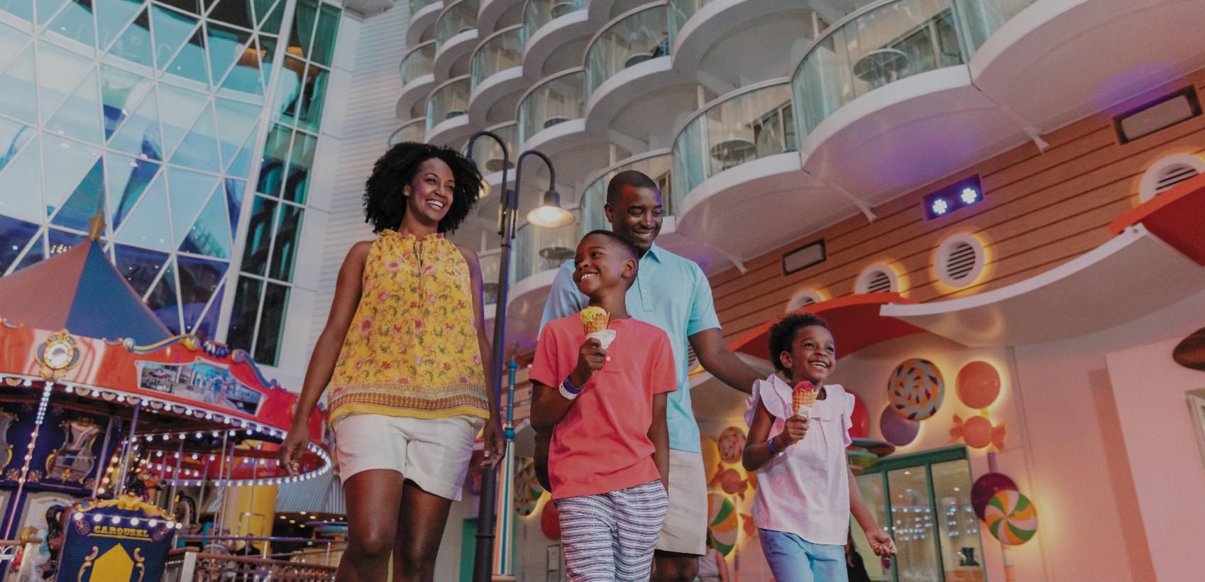 Économisez gros avec Royal Caribbean