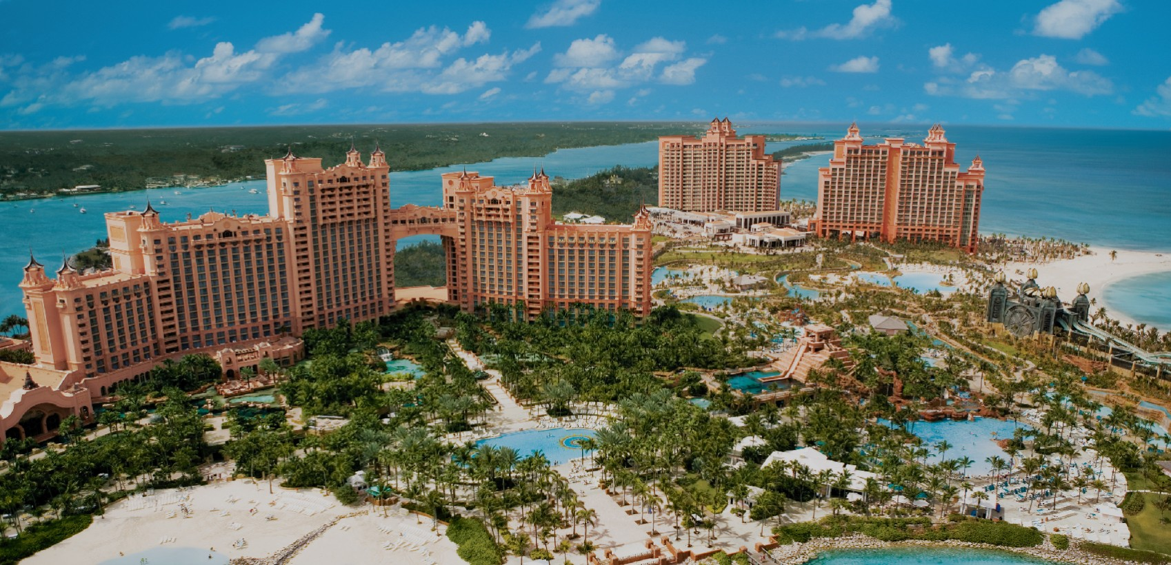 Save on Atlantis in the Bahamas with WestJet Vacations