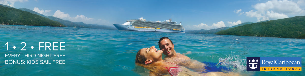 Royal Caribbean 1 • 2 • Free Sale
