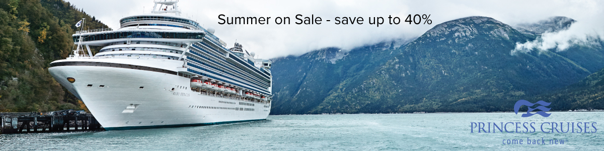 Princess Cruises Summer on Sale