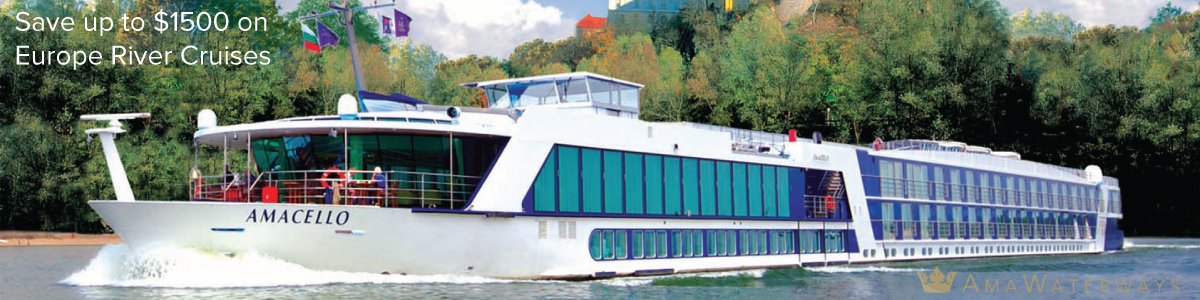 AmaWaterways River Cruise Sale