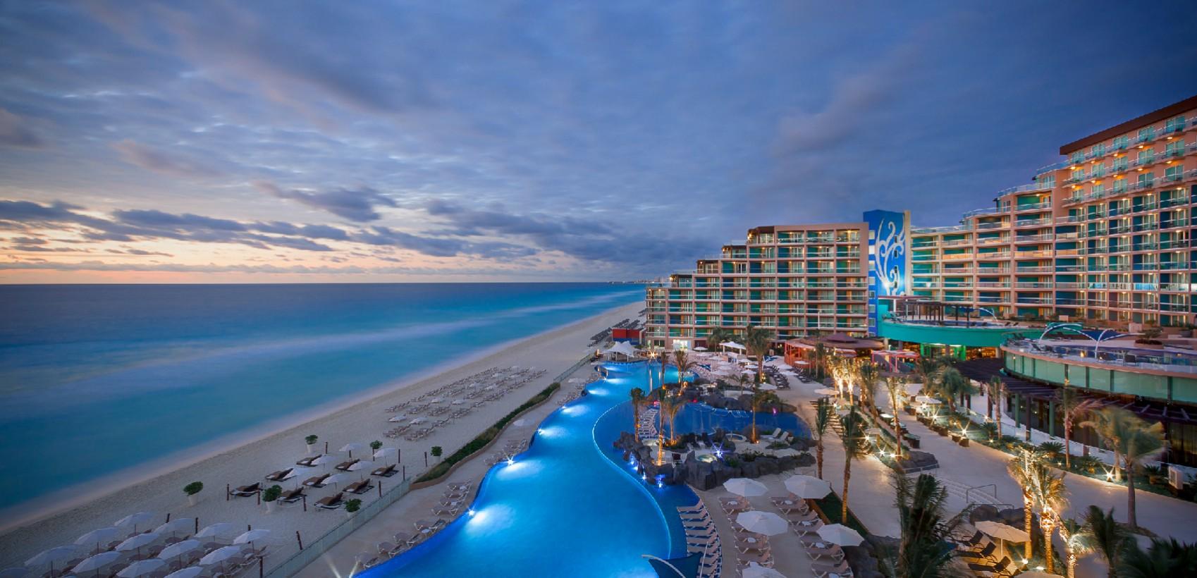 Économisez sur les séjours aux hôtels Hard Rock avec Vacances WestJet