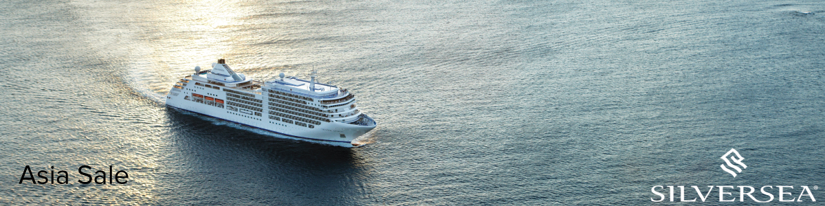 Asia Sale with Silversea