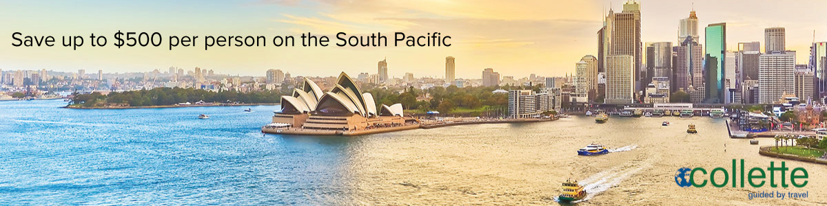South Pacific Savings with Collette