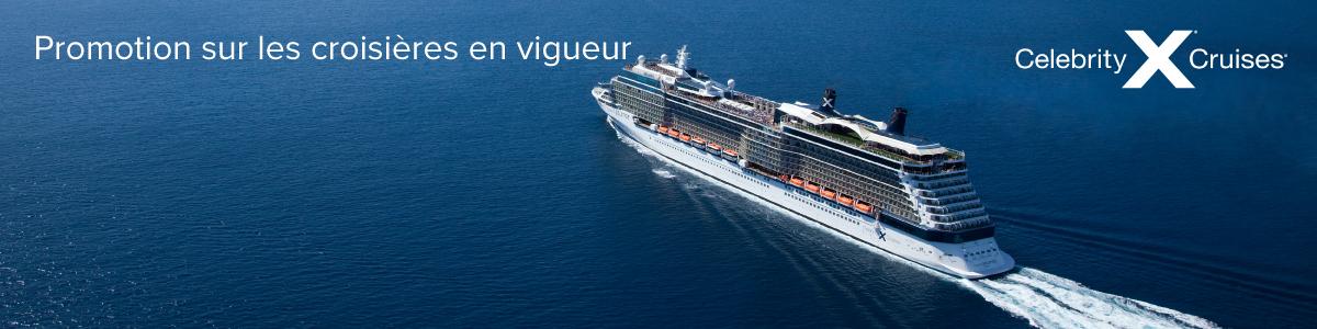 C'est la saison des réductions pour Celebrity Cruises!