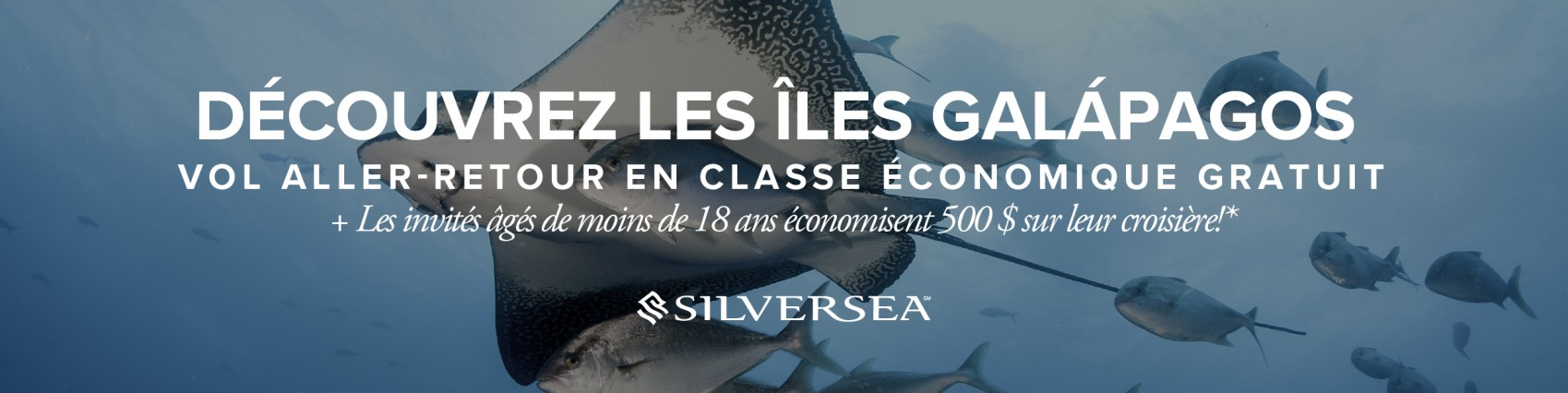 Silversea Expeditions vous emmène aux îles Galápagos
