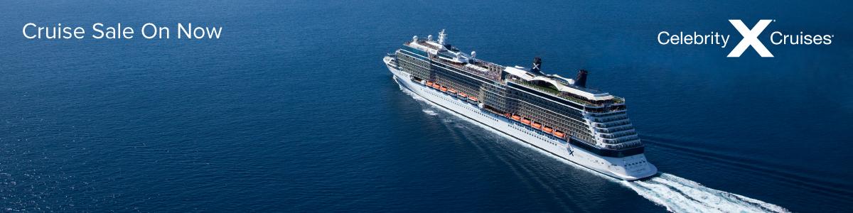 Go! Big with Celebrity Cruises
