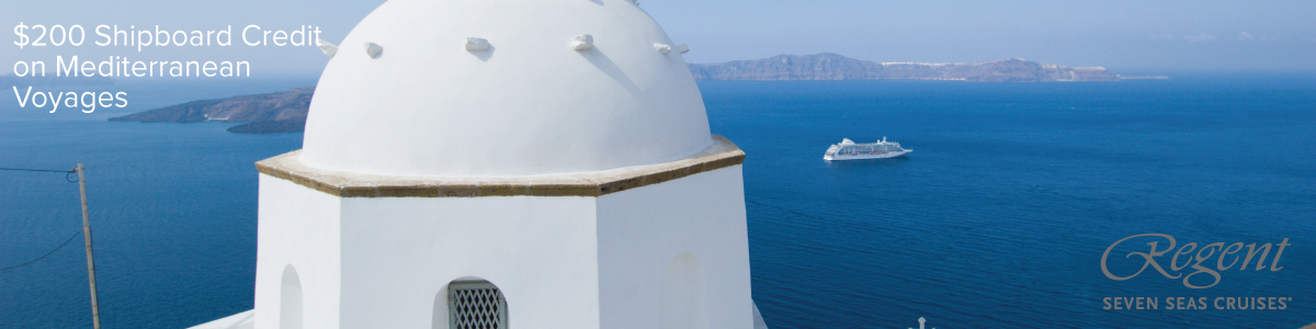 Bonus Shipboard Credit On 2017 Mediterranean Cruises