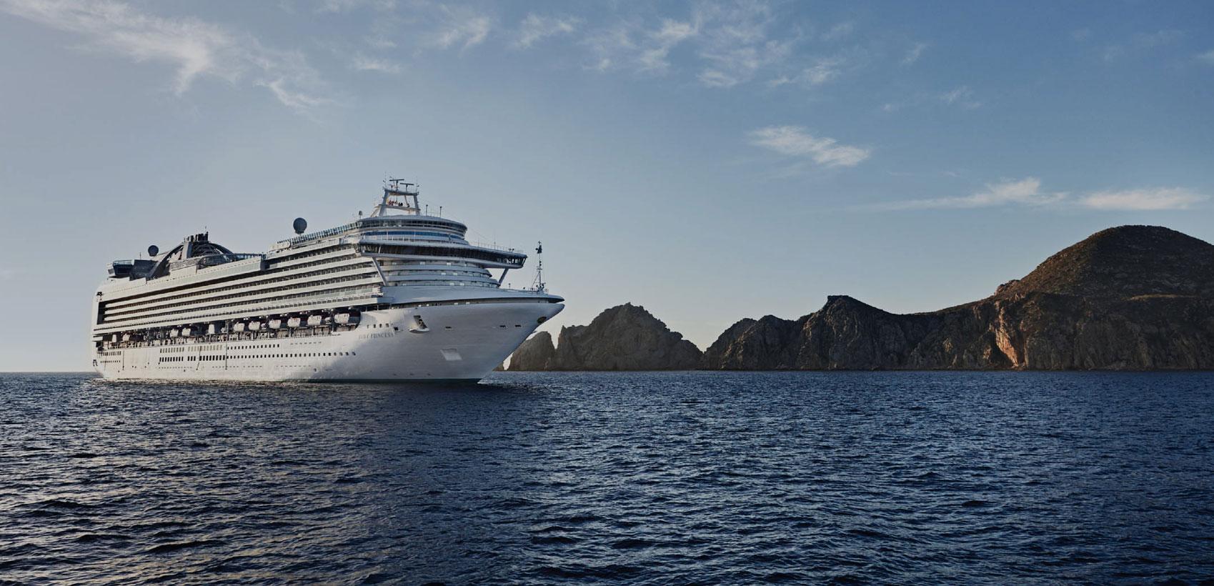 Promotion «3 offres gratuites» de Princess Cruises