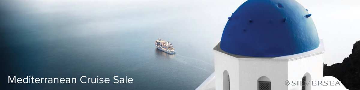 Mediterranean Cruise Sale with Silversea