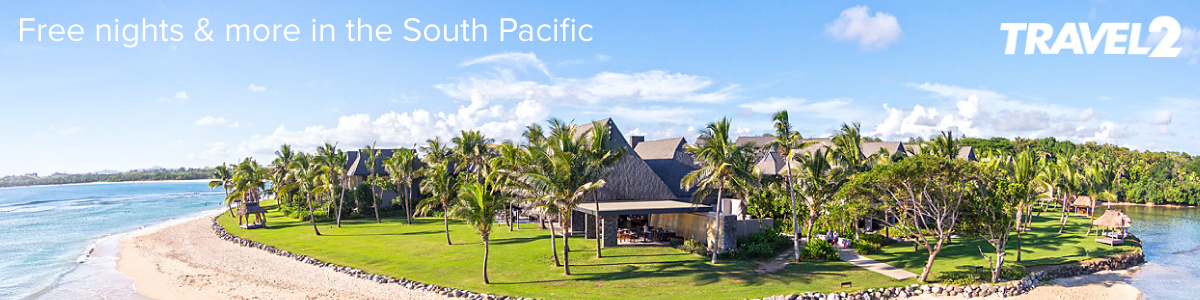South Pacific Vacations with Travel2