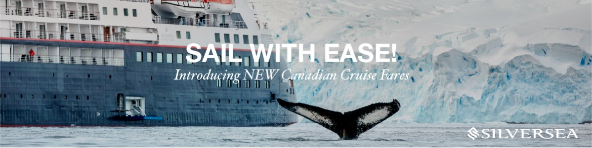 Sail With Ease With Silversea