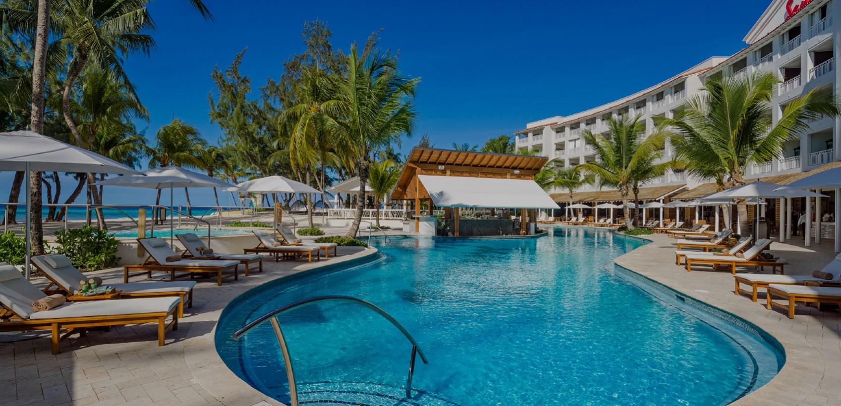 Rabais sur certains hôtels Sandals et Beaches de Vacances WestJet
