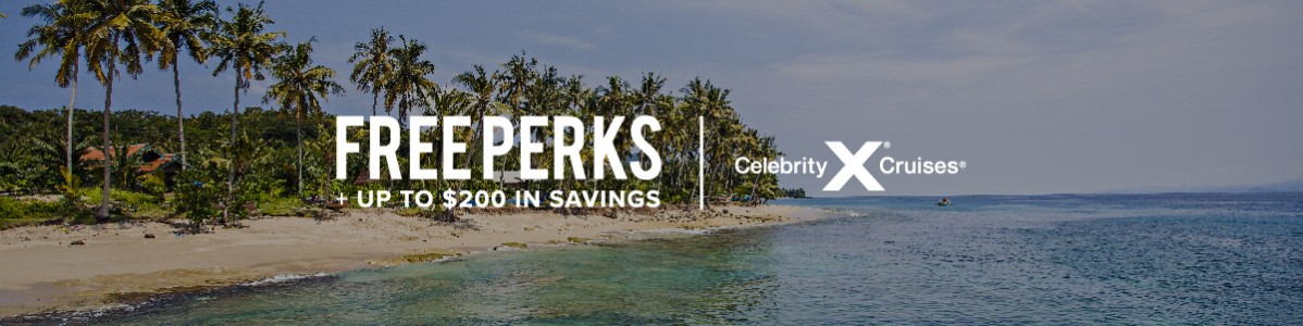 Celebrity Cruises Winter Offer