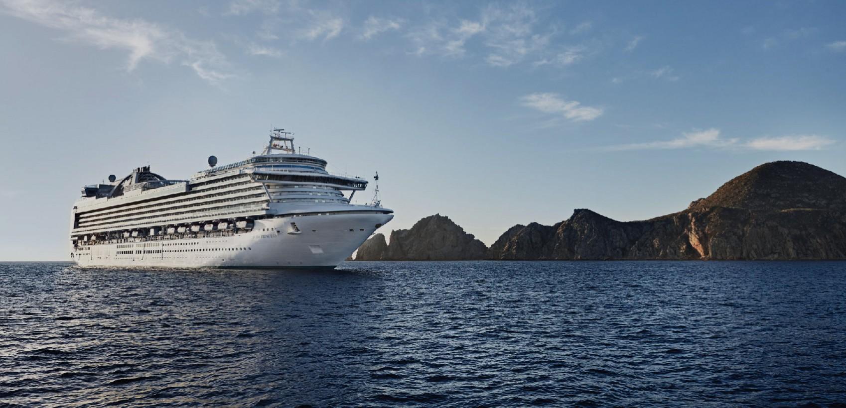 Sirotez un verre et naviguez avec Princess Cruise Line