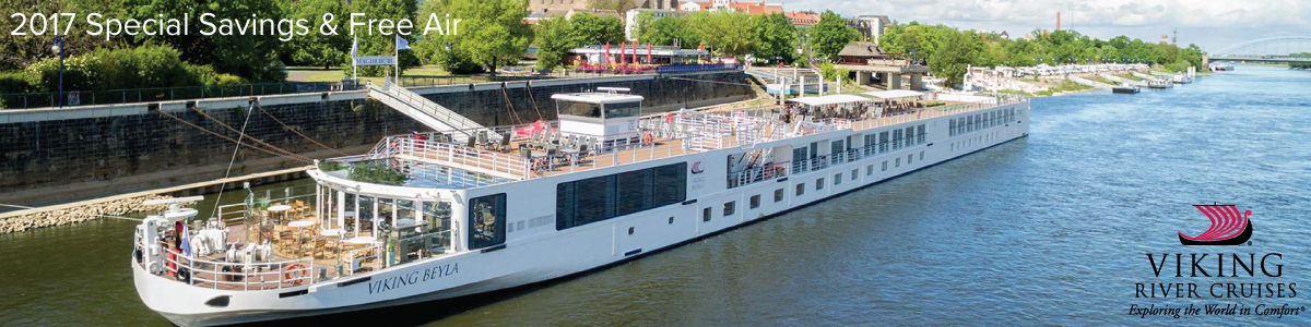 2017 River Cruise Savings