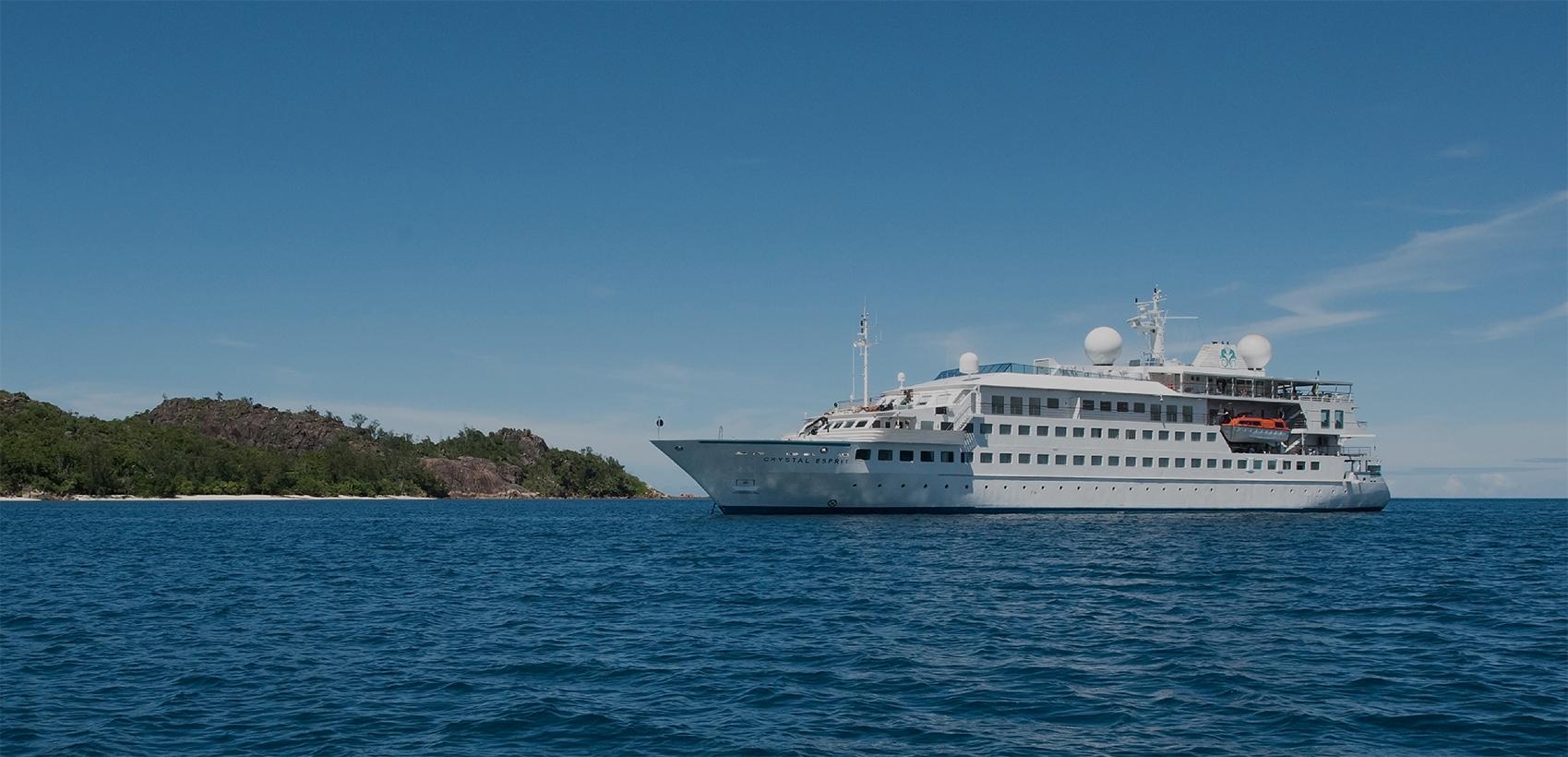 Offre spéciale de Crystal Yacht Cruises