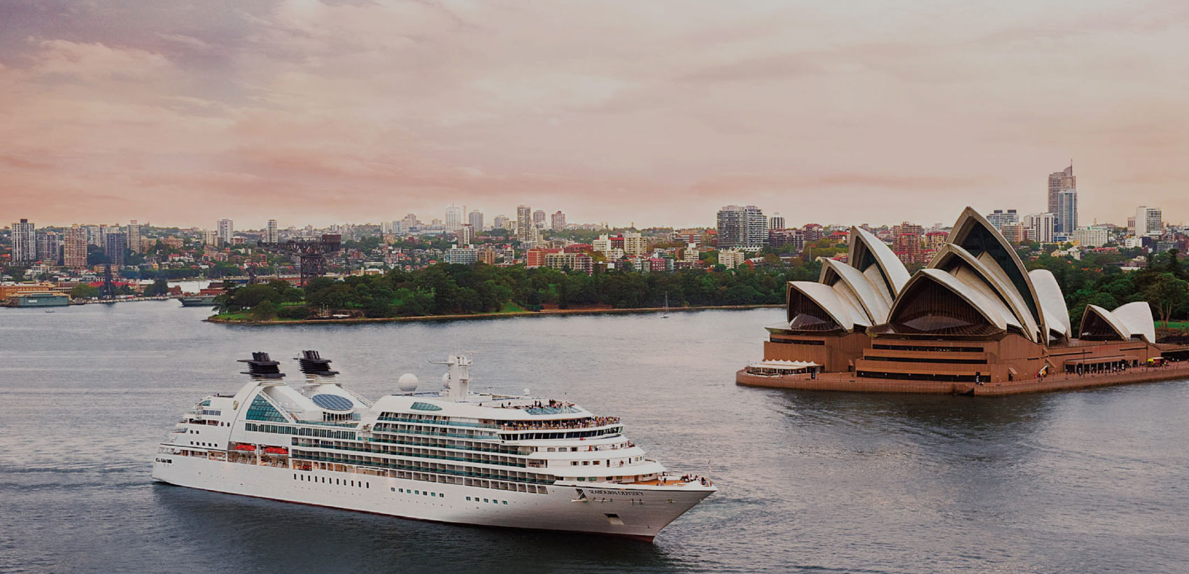 L'événement « Prenez la mer » de Seabourn Cruises